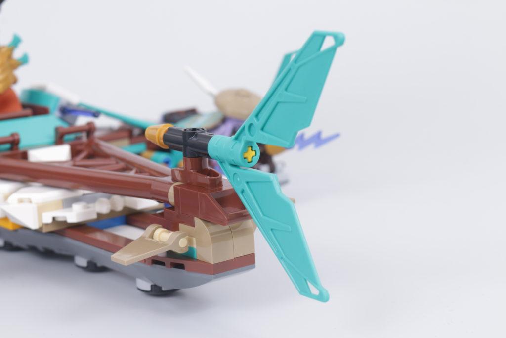 LEGO NINJAGO 71748 Catamaran Sea Battle Review 20