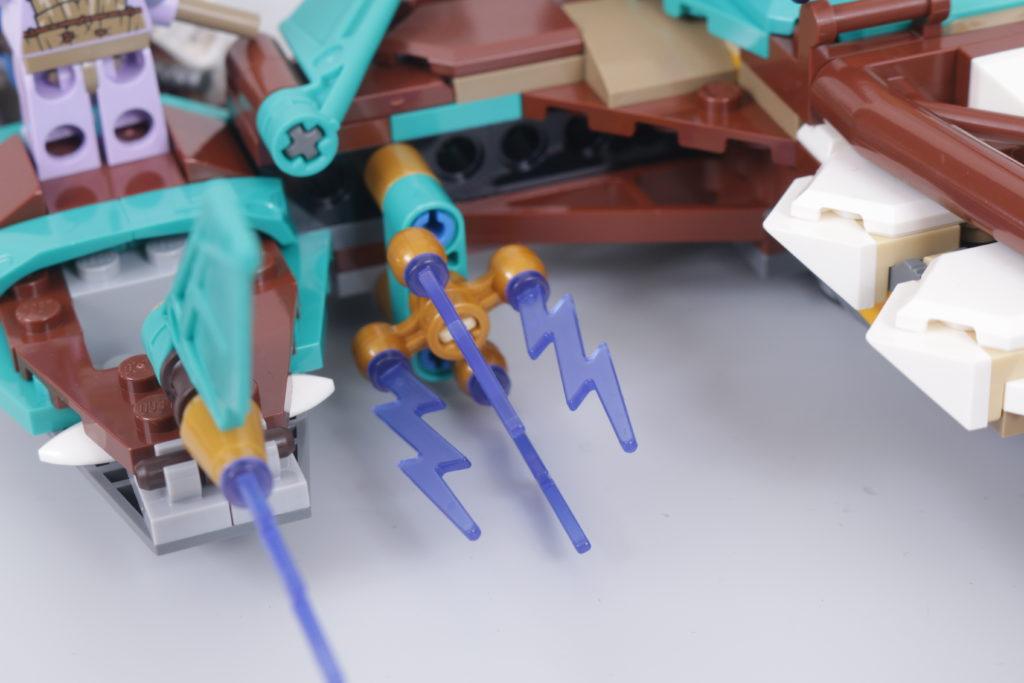 LEGO NINJAGO 71748 Catamaran Sea Battle Review 21