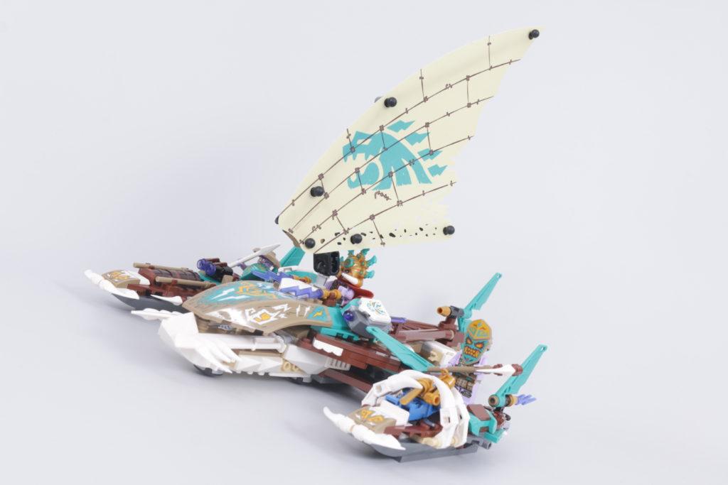 LEGO NINJAGO 71748 Catamaran Sea Battle Review 28