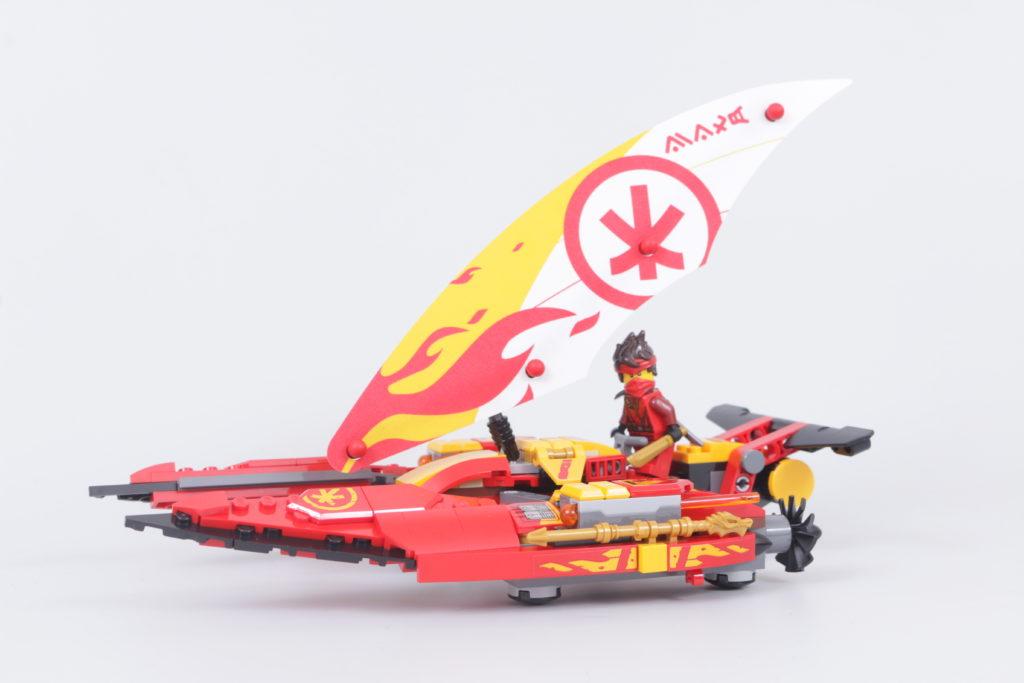 LEGO NINJAGO 71748 Catamaran Sea Battle Review 3