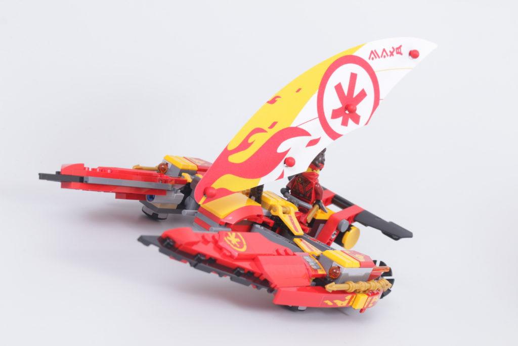 LEGO NINJAGO 71748 Catamaran Sea Battle Review 9