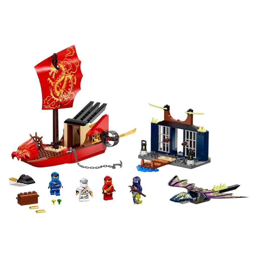 LEGO NINJAGO 71749 FINAL FLIGHT OF DESTINYS BOUNTY 2