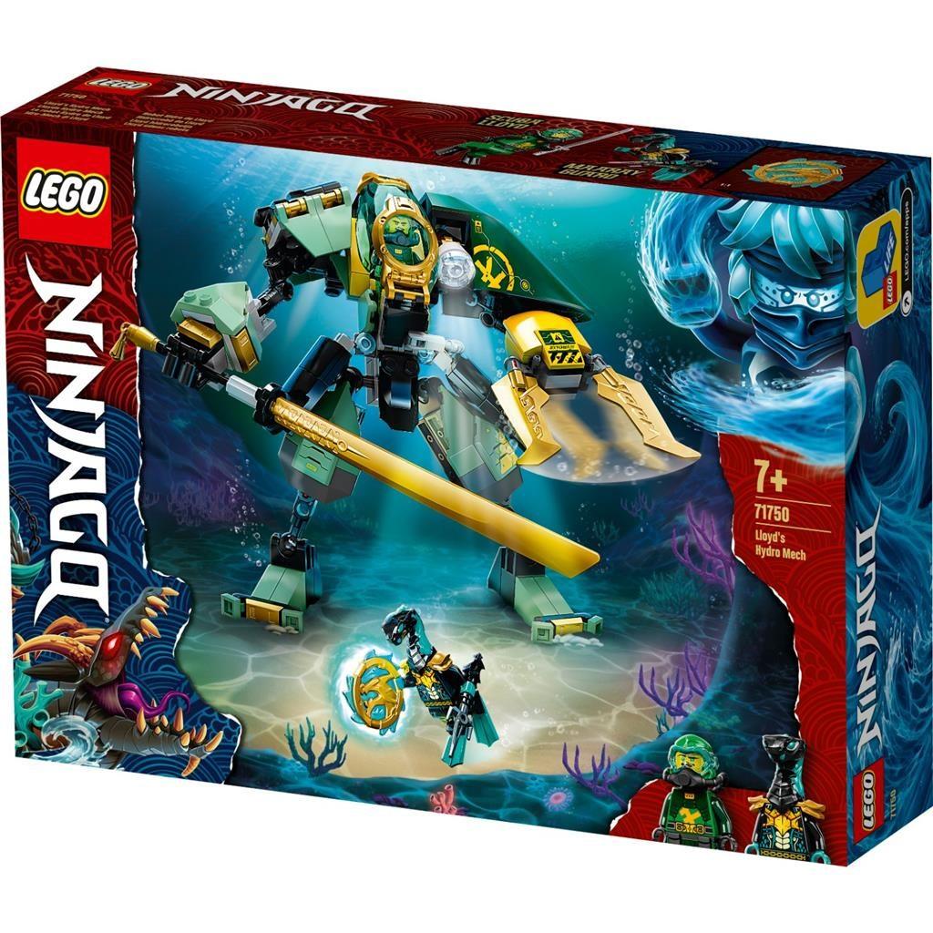 LEGO NINJAGO 71750 LLOYDS HYDRO MECH 1