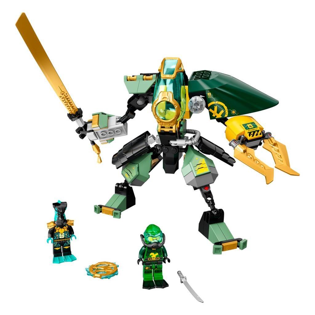 LEGO NINJAGO 71750 LLOYDS HYDRO MECH 2