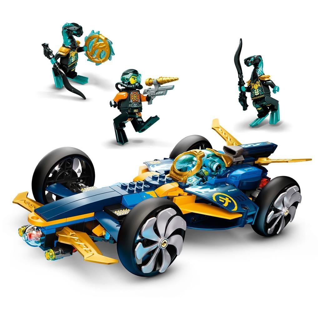 LEGO NINJAGO 71752 NINJA SUB SPEEDER 2