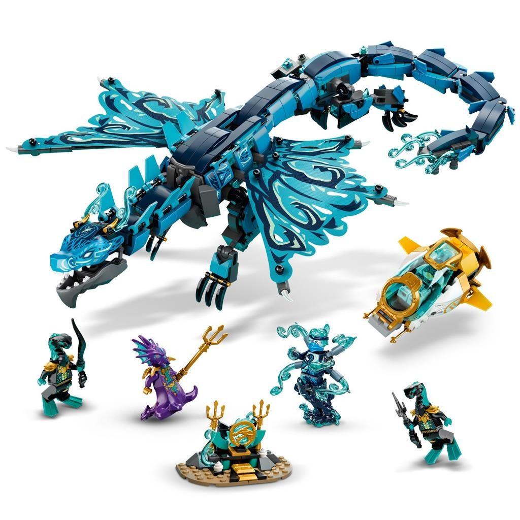 LEGO NINJAGO 71754 WATER DRAGON 2
