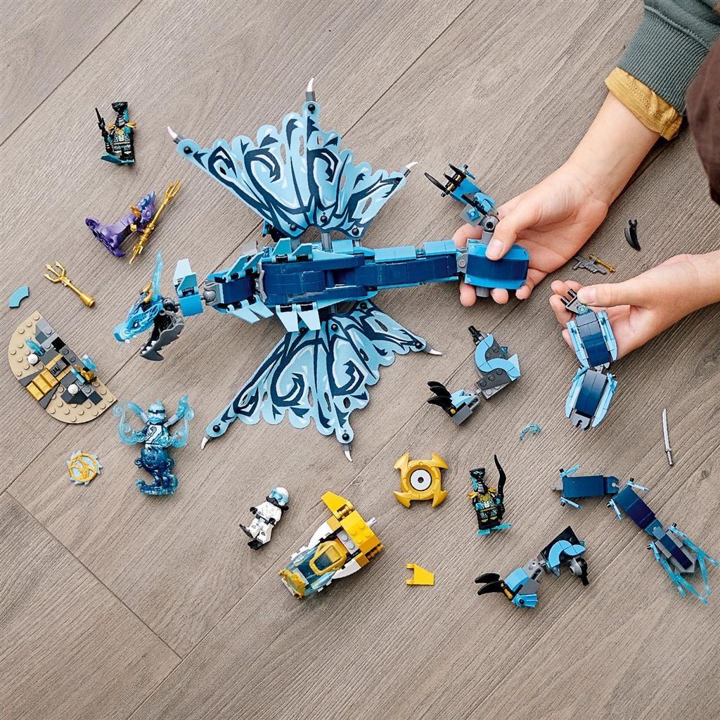 LEGO NINJAGO 71754 WATER DRAGON 3