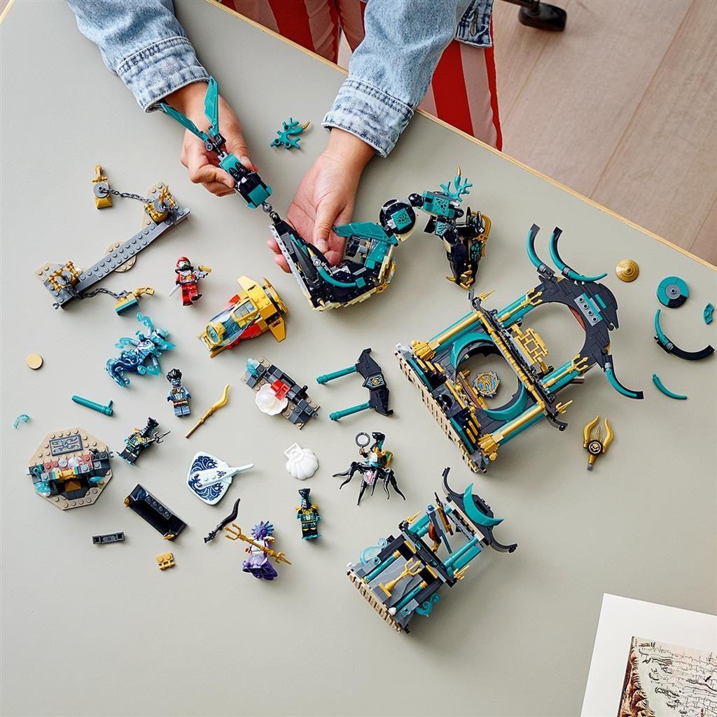 LEGO NINJAGO 71755 TEMPLE OF THE ENDLESS SEA 3