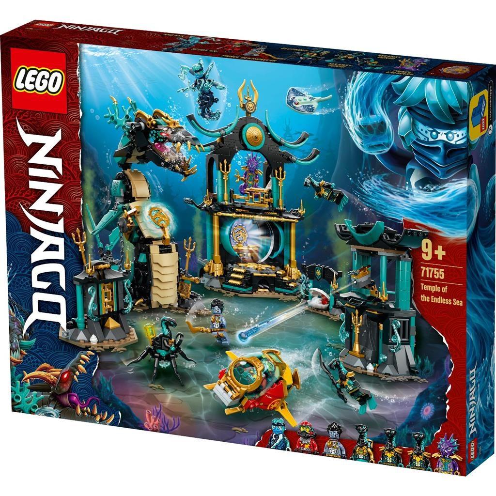 LEGO NINJAGO 71755 TEMPLE OF THE ENDLESS SEA1