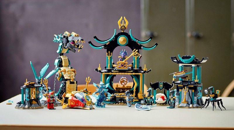 LEGO NINJAGO 71755 Temple of the Endless Sea featured