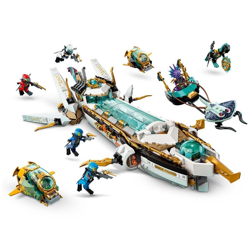 LEGO NINJAGO 71756 HYDRO BOUNTY 2