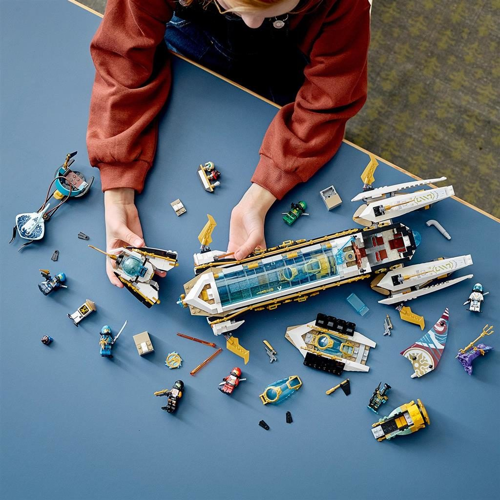 LEGO NINJAGO 71756 HYDRO BOUNTY 3