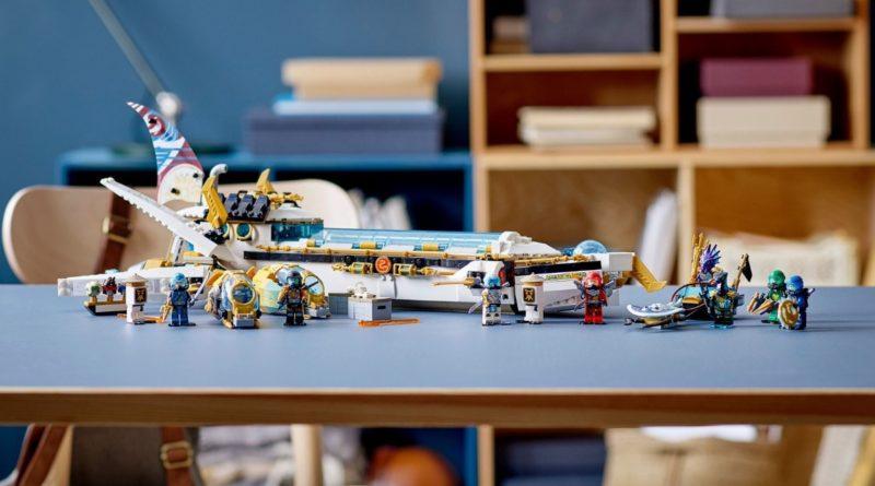 LEGO NINJAGO 71756 Hydro Bounty featured 2