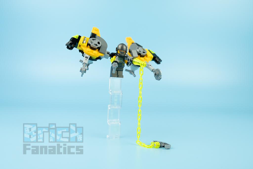 LEGO NINJAGO 76142 Avengers Speeder Bike Attack 11