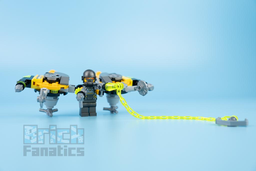 LEGO NINJAGO 76142 Avengers Speeder Bike Attack 23