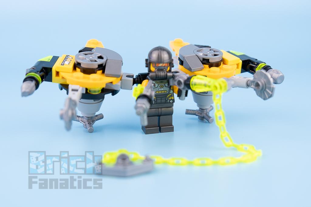 LEGO NINJAGO 76142 Avengers Speeder Bike Attack 24