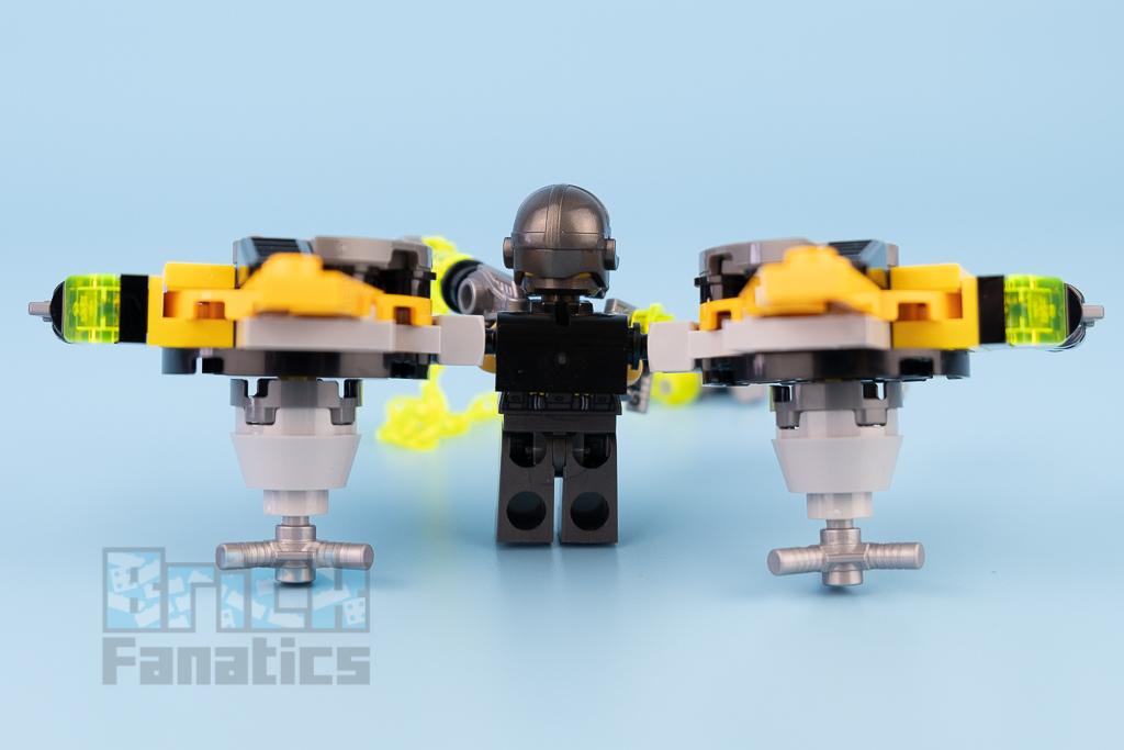 LEGO NINJAGO 76142 Avengers Speeder Bike Attack 25