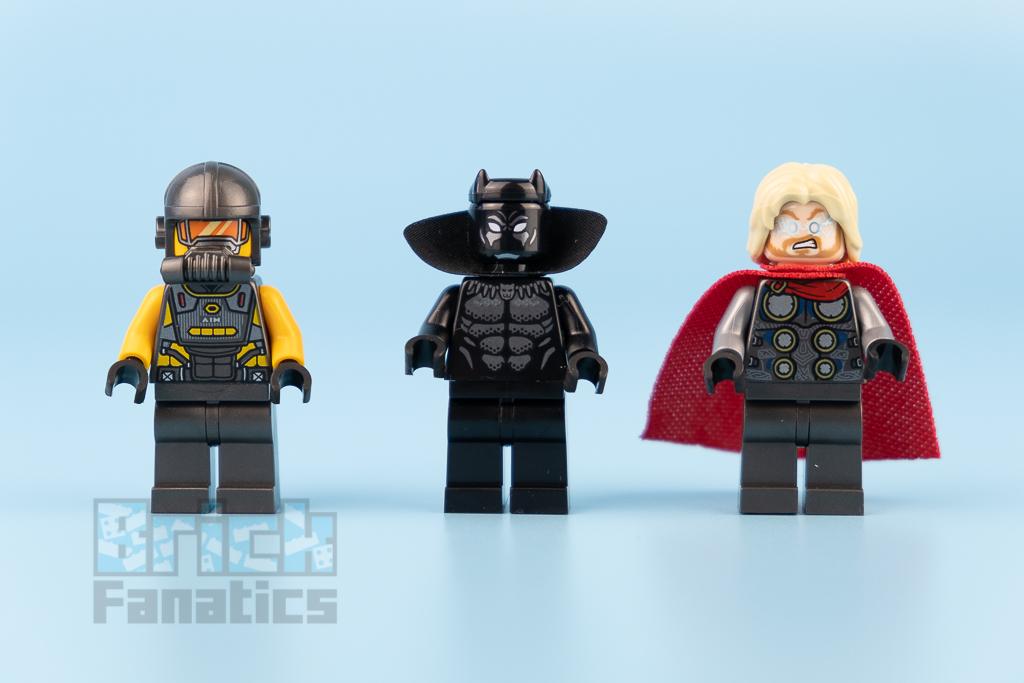 LEGO NINJAGO 76142 Avengers Speeder Bike Attack 27