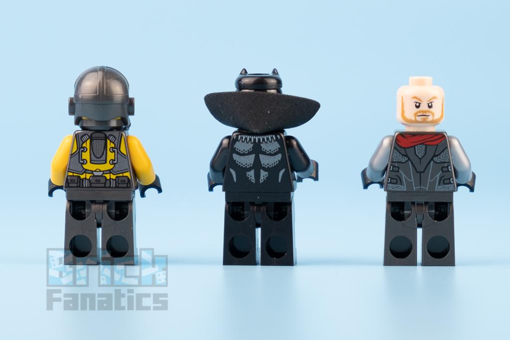 LEGO NINJAGO 76142 Avengers Speeder Bike Attack 28