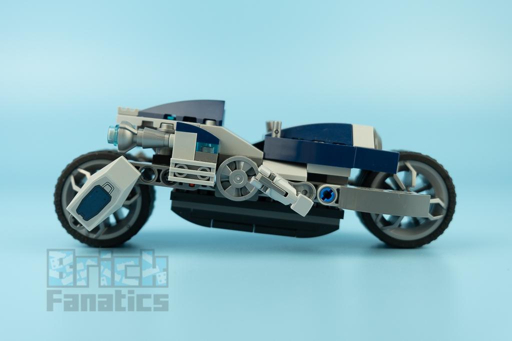 LEGO NINJAGO 76142 Avengers Speeder Bike Attack 7