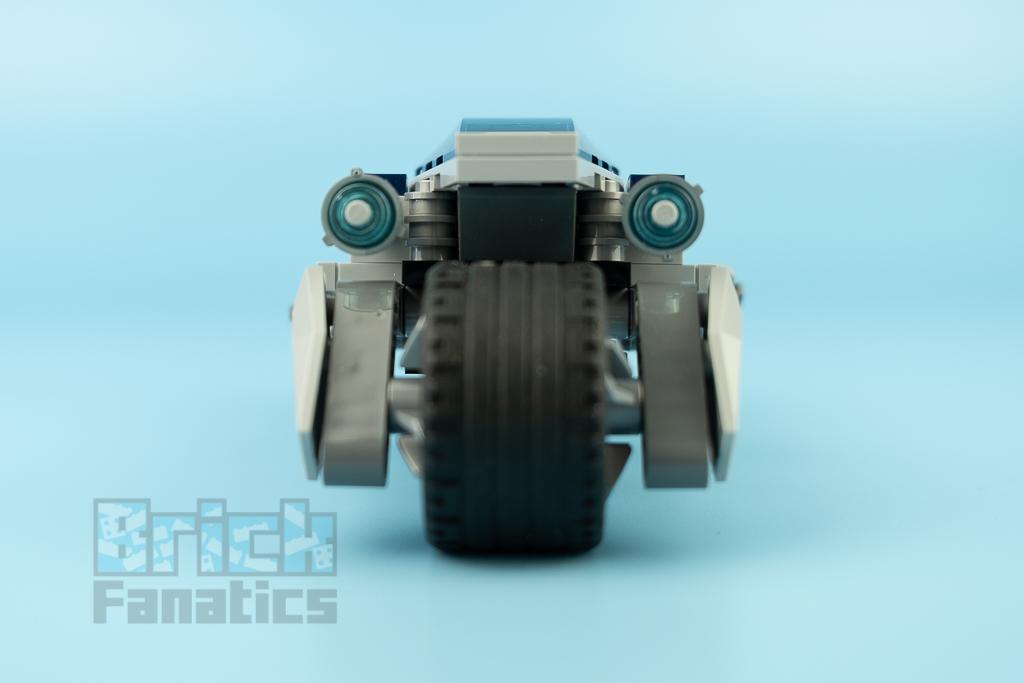 LEGO NINJAGO 76142 Avengers Speeder Bike Attack 8