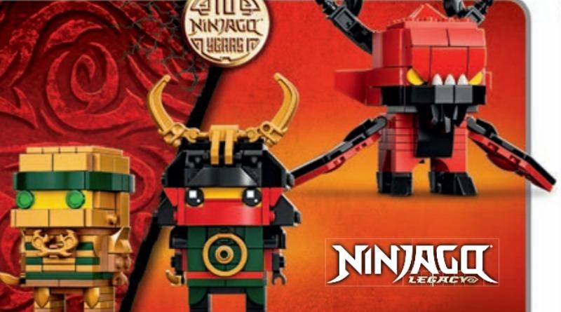 LEGO NINJAGO BH