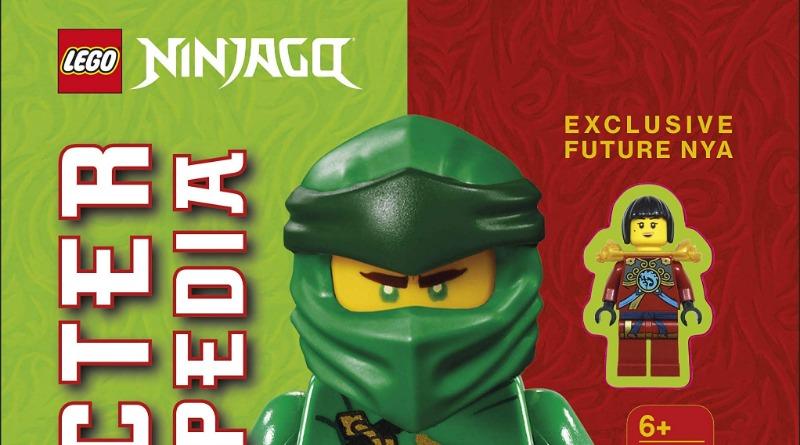 LEGO NINJAGO Character Encyclopedia New Edition Featured