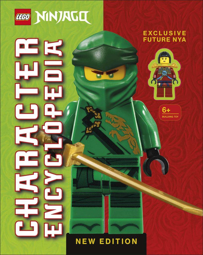 Exclusive LEGO NINJAGO Character Encyclopedia minifigure ...