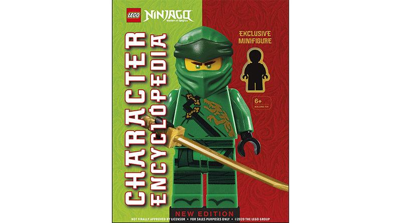LEGO NINJAGO Character Encylopedia 2021 Featured 800x445