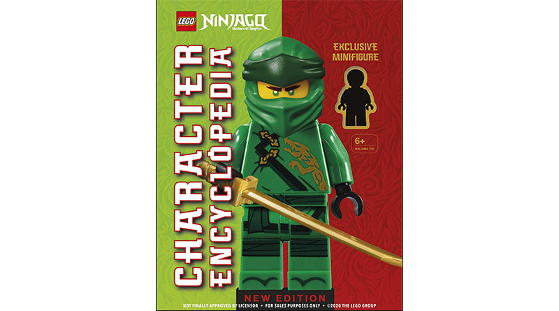 LEGO NINJAGO Character Encylopedia 2021 Featured