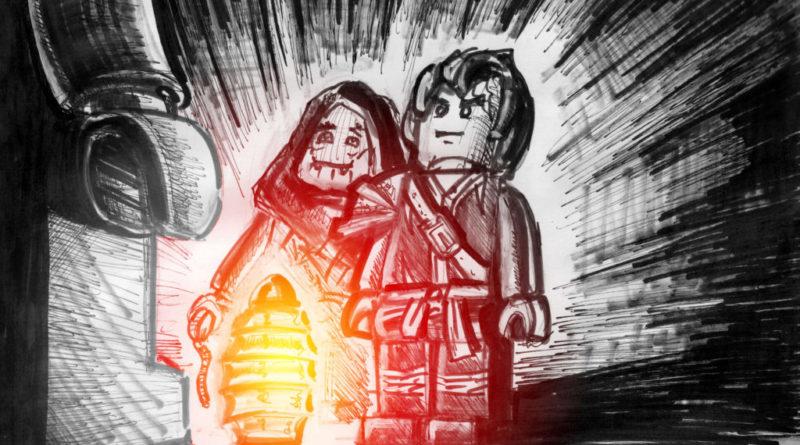 LEGO NINJAGO Cole Sketch 800x445