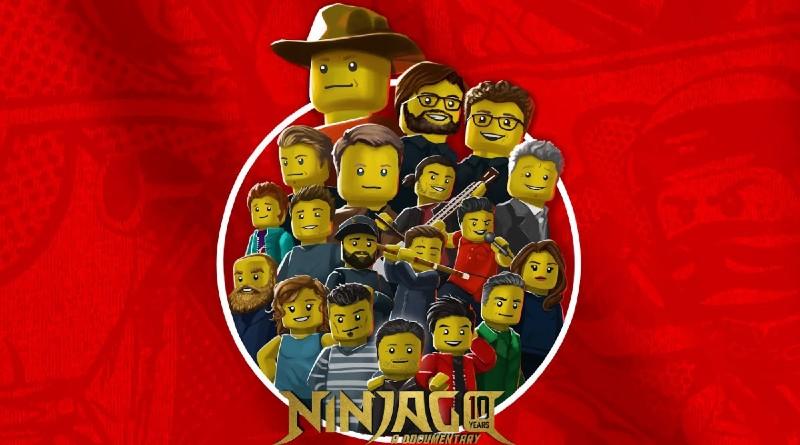 LEGO NINJAGO Documentary Featured