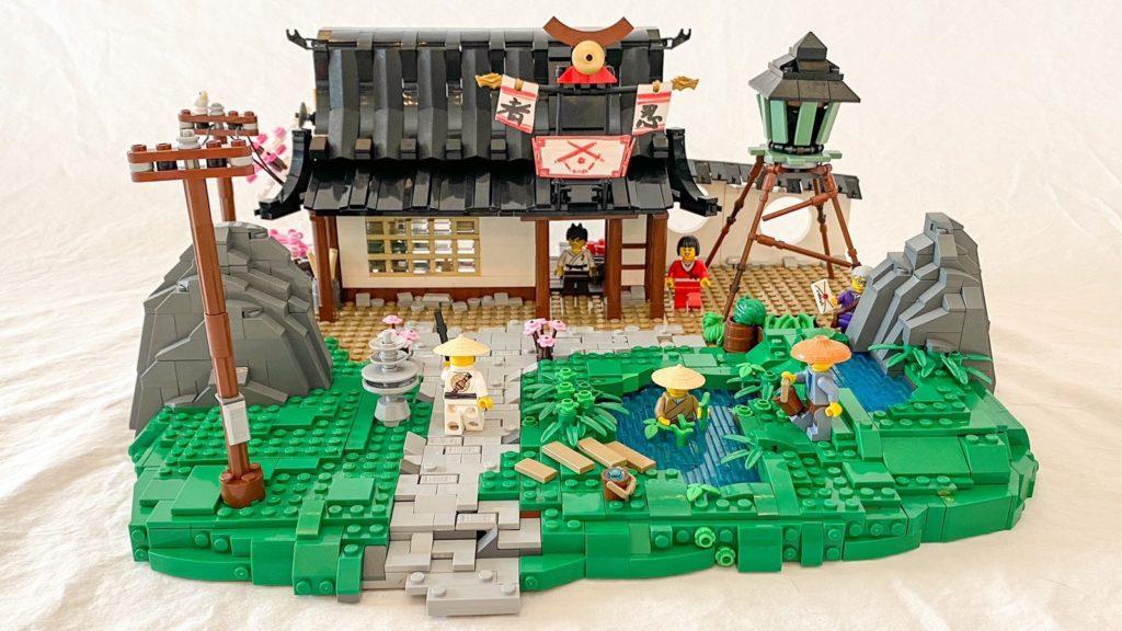 LEGO NINJAGO Ideas Contest Runner Up 1
