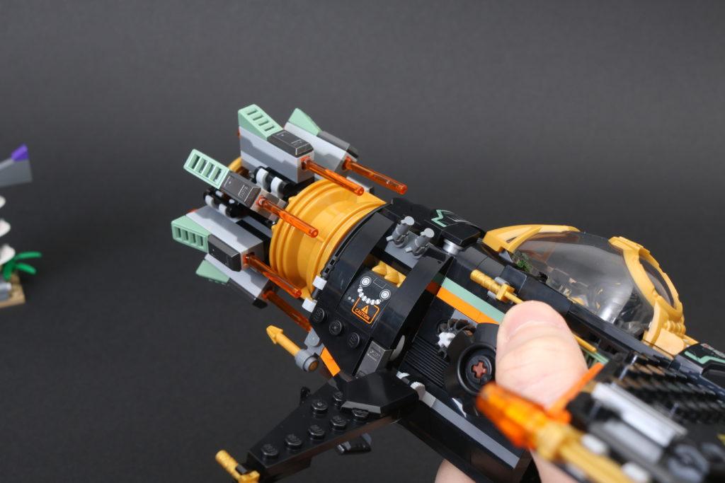 LEGO NINJAGO Legacy 71736 Boulder Blaster Review 14