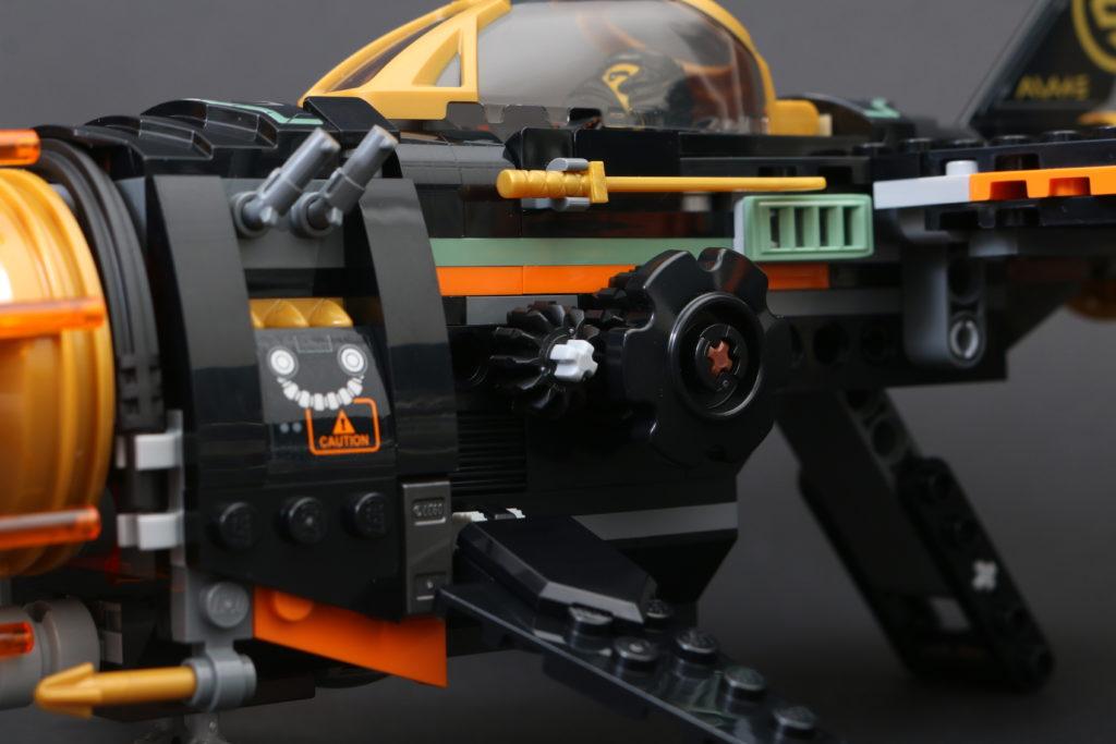 LEGO NINJAGO Legacy 71736 Boulder Blaster Review 18