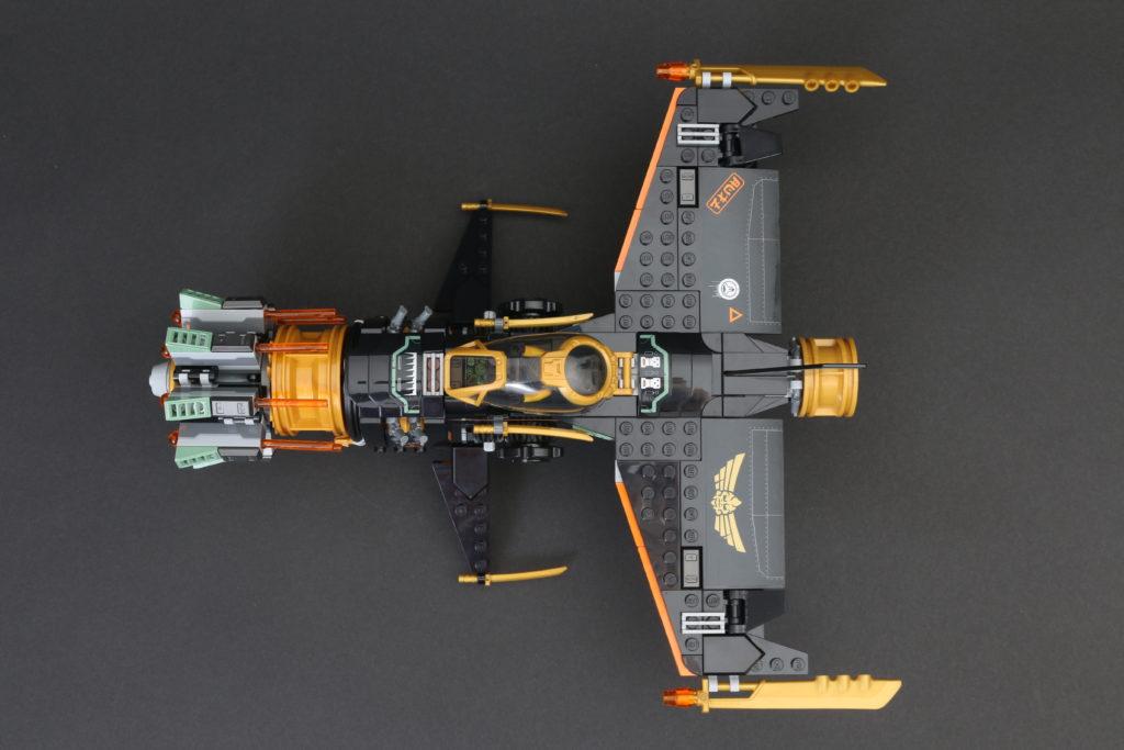 LEGO NINJAGO Legacy 71736 Boulder Blaster Review 21
