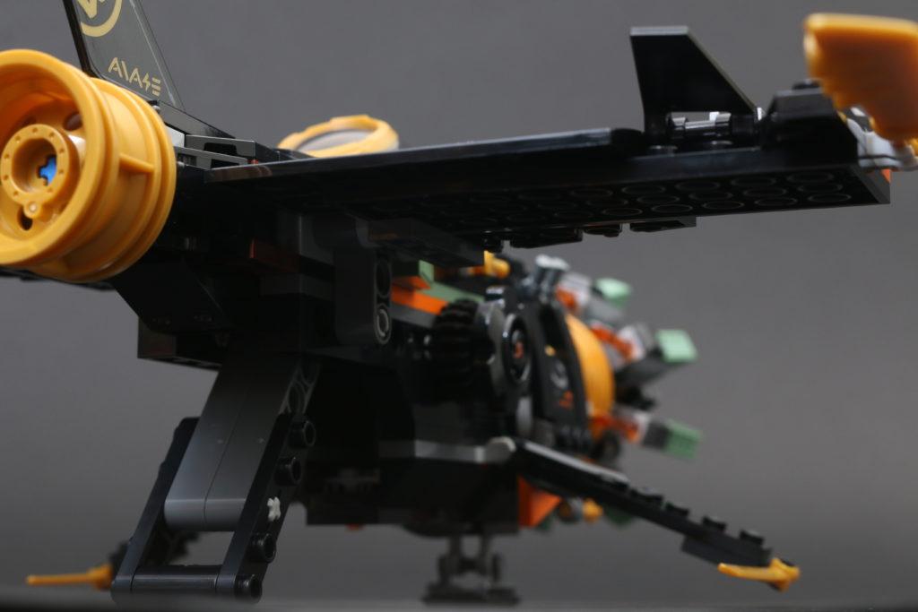 LEGO NINJAGO Legacy 71736 Boulder Blaster Review 27