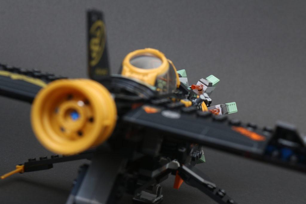 LEGO NINJAGO Legacy 71736 Boulder Blaster Review 28
