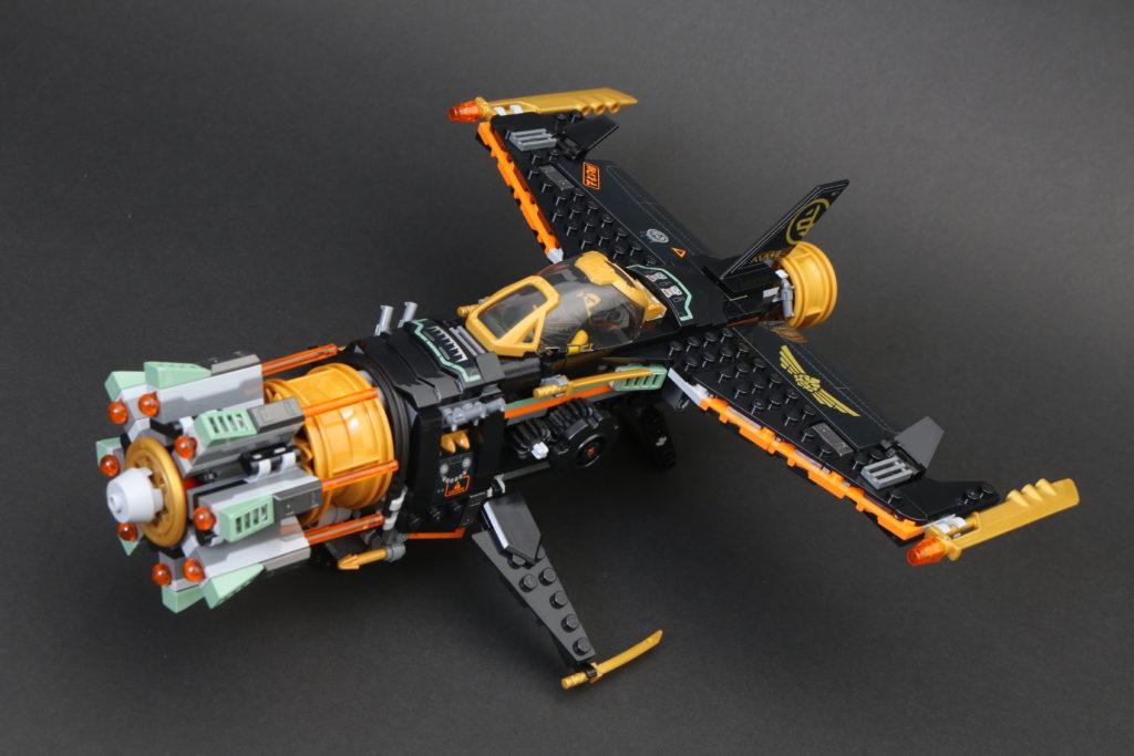 LEGO NINJAGO Legacy 71736 Boulder Blaster Review 33
