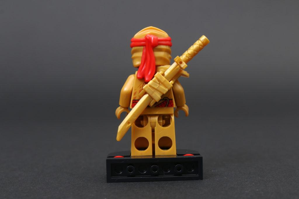 LEGO NINJAGO Legacy 71736 Boulder Blaster Review 5