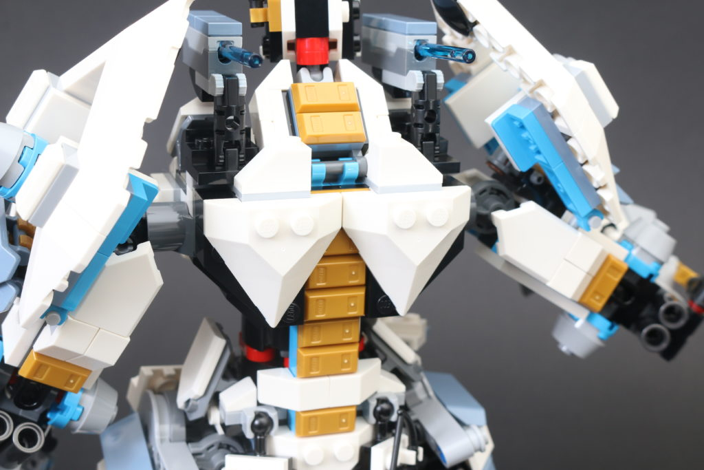 LEGO NINJAGO Legacy 71738 Zanes Titan Mech Battle Review 24