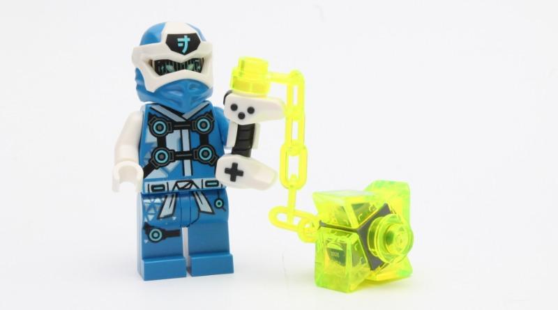LEGO NINJAGO Magazine Issue 69 Jay Minifigure Featured
