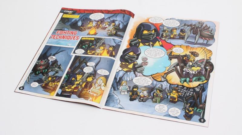 LEGO NINJAGO Magazine Issue 69 Featured