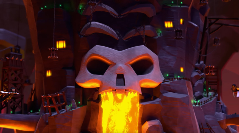 LEGO NINJAGO Master Of The Mountain Teaser Featured