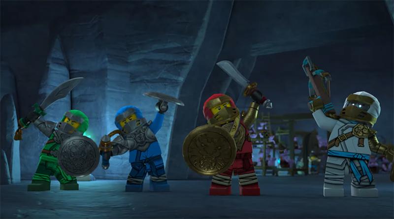 LEGO NINJAGO Master Of The Mountain Trailer Featured