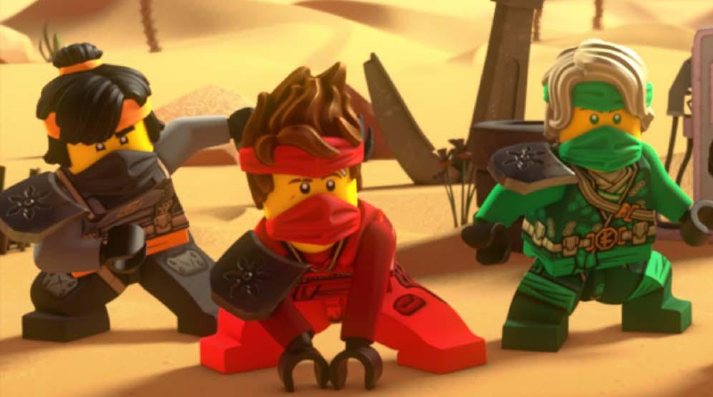 LEGO NINJAGO Season 14 Trailer