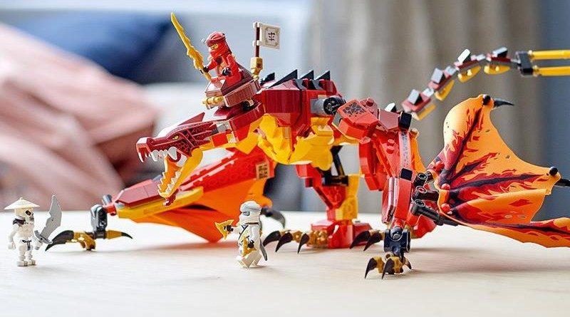 LEGO NINJAGO Summer 2021 featured