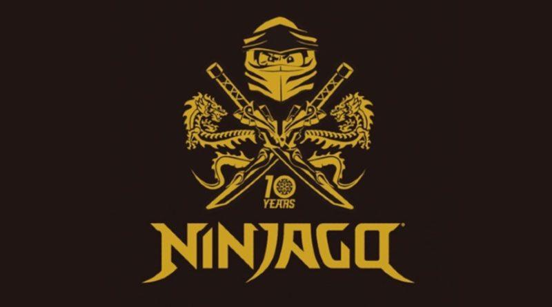 LEGO NINJAGO Ten Years