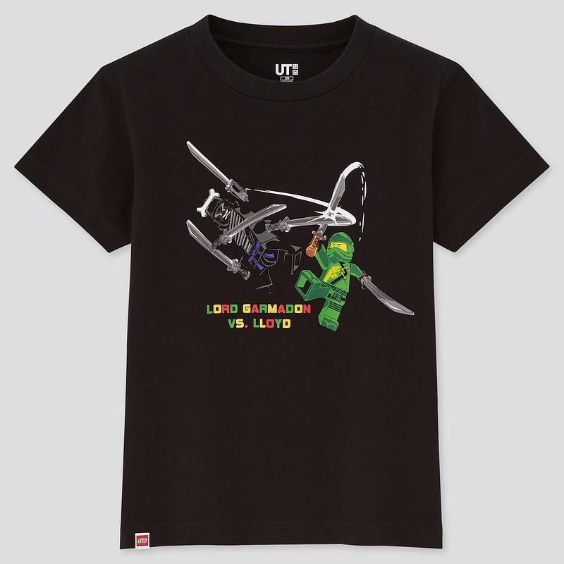 LEGO NINJAGO Uniqlo shirt 2