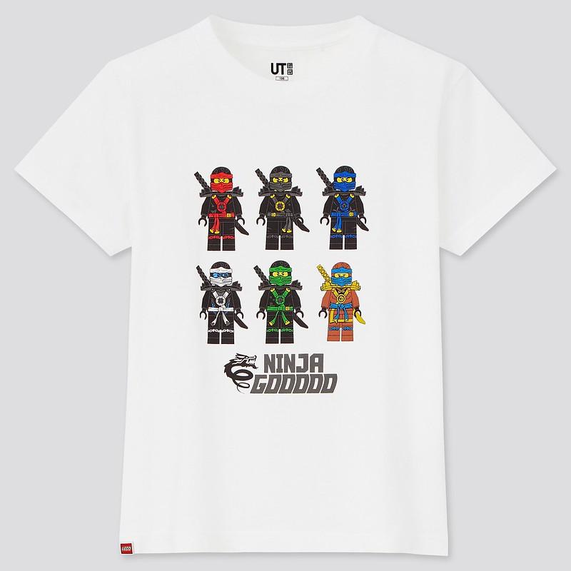 LEGO NINJAGO Uniqlo shirt 6